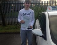 Driving test pass -Jonny Howard